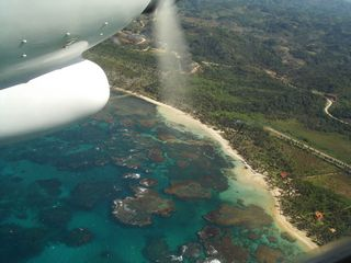 Las Terrenas villa photo - Las Terrenas' beaches from the sky