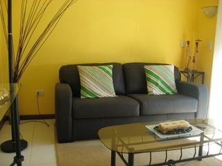 Arequipa apartment photo - Living Room with pull out couch.