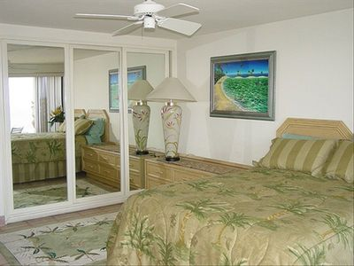Master Bedroom Mirrored Closet Doors