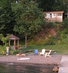 Ithaca cottage photo - An Afternoon on the Lake!