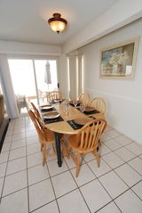 Balboa Peninsula house photo - Dining area with access to the patio just through the sliding glass doors.