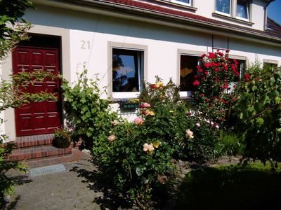 Family detached house in Sande Mariensiel OT. 15 km to Jever