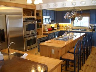 Stratton Mountain house photo - Your Gourmet Kitchen
