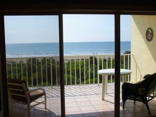 Cape Canaveral condo photo - Good place for a cup a coffee before you start your day