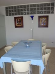 Taormina apartment photo - dining area