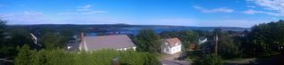 Lubec house photo - New Widows Walk. View of Campobello and Grand Manan