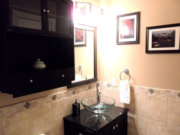 Bathroom in 1st Bedroom