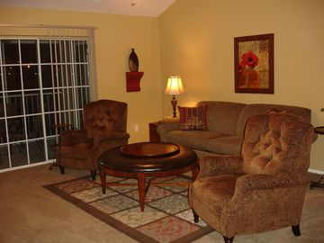 Branson condo rental - Relax In The Recliners or Use the Sofa Sleeper!