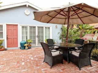 Hermosa Beach house photo - Outside eating area