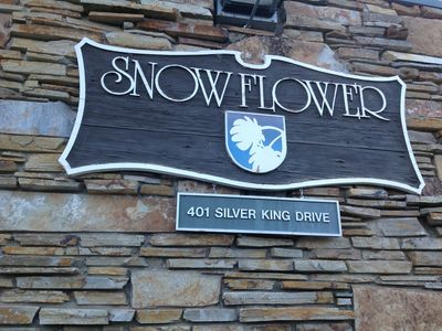 Snowflower Condo's, right on the Park City Mountain Ski Resort !