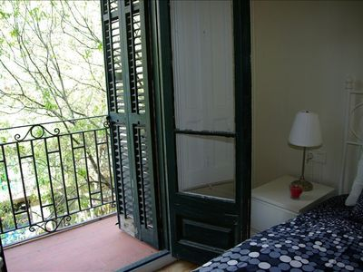 Balcony of the Double Room 1