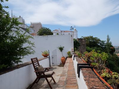 Newly Renovated Apartment in Medieval Castle overlooking Estremoz, near Évora - Castle Wall House
