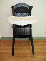 Pacific Beach house photo - High Chair