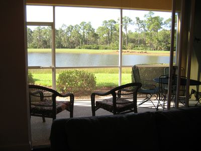 Best view & preferred location in Pelican Preserve. South facing lanai. Perfect!