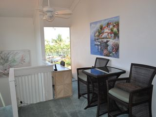 Upstairs Landing Desk area - Kailua Kona condo vacation rental photo