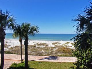 Indian Rocks Beach condo photo - View from the balcony