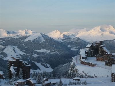 Large luxury apartment with magnificent views - ski in ski out