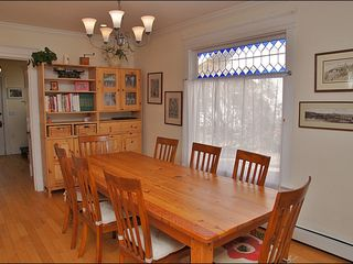 Steamboat Springs house photo - Formal Dining for 8