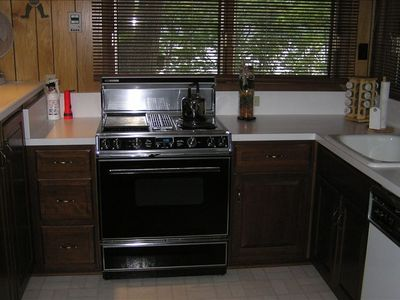 Kitchen: Stove/Oven