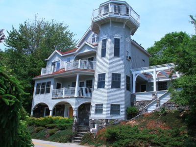 Kittery estate rental - Main House- (MH)