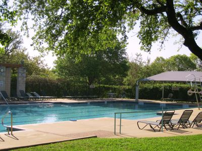 Pool Available to Residents and Guests Only.  We Provide Pool Towels