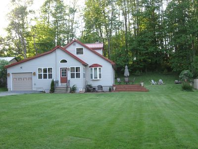 Year Round Retreat on Sacandaga Lake with Lake Views and Lake Acccess