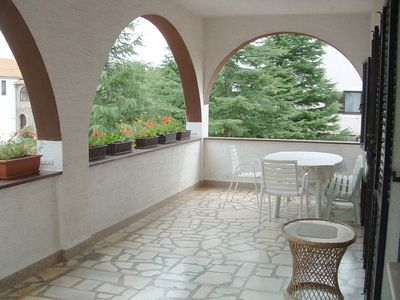 Holiday apartment, 50 square meters, Malinska