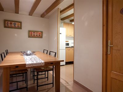 Barrio Gotico apartment rental - Dining room