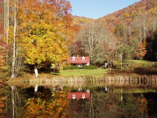 Robbinsville farmhouse photo - October 2009