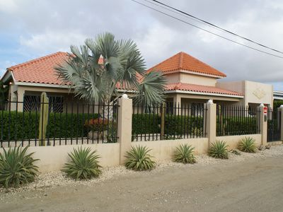 image for New lower economy rates!!! Spacious Villa in Palm Beach area - POOL, 3 or 4 BR