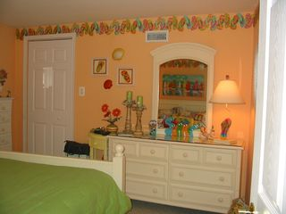 Wildwood Crest condo photo - Master Bedroom - Cozy & Tropical!
