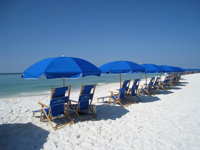 Our Beach Chairs