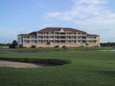 Golf Course View of Condo - Unit located at left side on 2nd Floor.