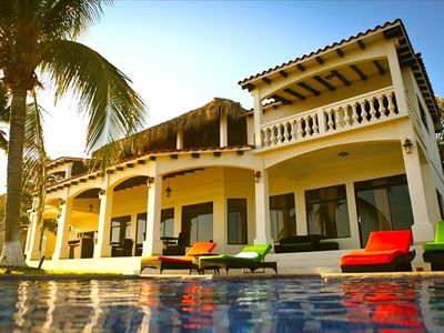 3BD/5Bath Villa at Las Flores Point, El Cuco - Evolve Vacation Rental Network