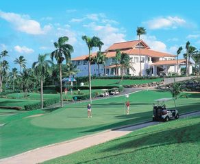 Rio Grande villa photo - The Rio Mar Golf Clubhouse