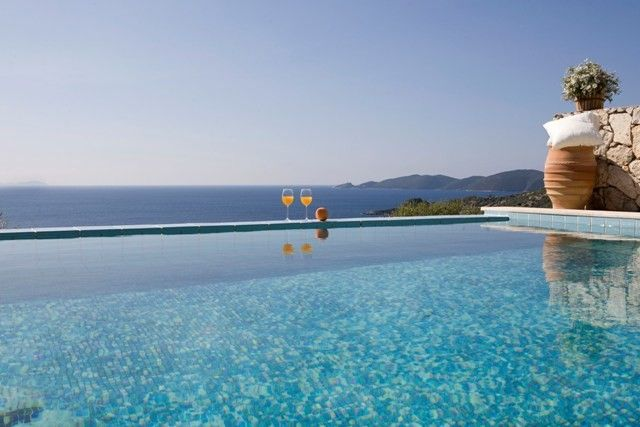Secluded Private Villa Swimming Pool Garden Beach Sea Views 4 Br Vacation Villa For Rent In