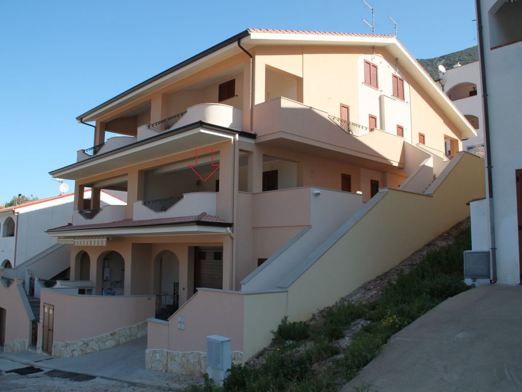 Holiday apartment, 40 square meters , Buggerru, Italy