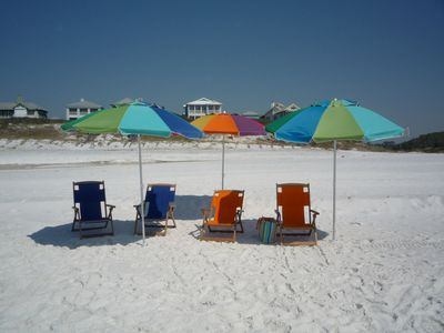 Santa Rosa Beach house rental - Another dreamy spot