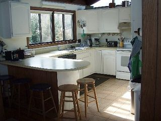 Chilmark house photo - Kitchen.