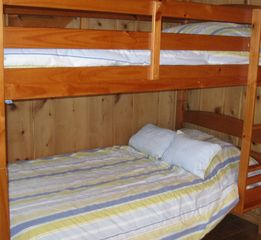 Alpena house photo - 2nd floor bunkbed