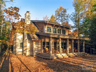 Quintessential Door County Cabin on Lake Michigan