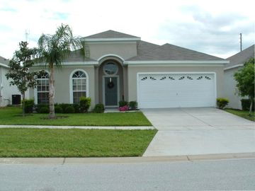 Kissimmee house rental - Front of House