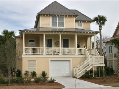 "Recently Built Seabrook Home located in the ""Villages of Seabrook"""