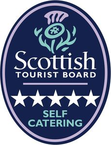 Scottish Tourist Board rated 2011, 2012, 2013