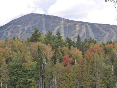 Carrabassett Valley house rental - Early Fall Photo of Sugarloaf