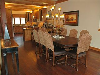 Snowbasin house photo - Dining Room