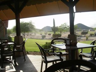 San Tan Valley house photo - Enjoy a meal at the clubhouse while taking in the beautiful scenery