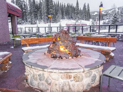 Stay at our condo and enjoy the best ski-in ski-out resort in Breck!