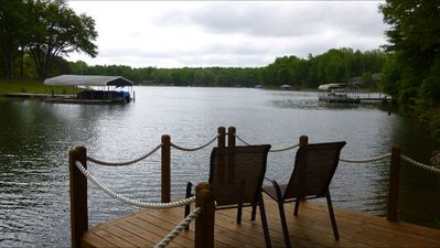 Lake Norman house rental - A perfect place to come & unwind.