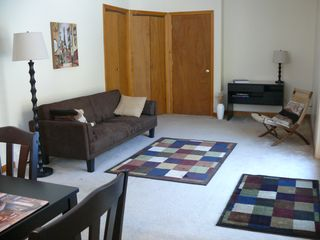 Gorham apartment photo - living room